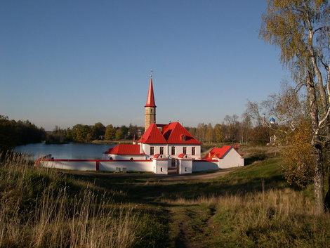Приоратский дворец.