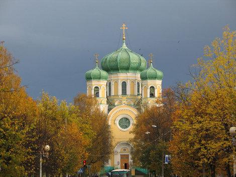 Собор Святого Павла.