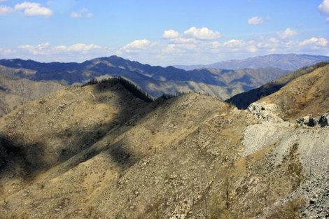 Перевал Чике-Таман.