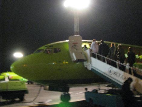 Зелененький самолетик
