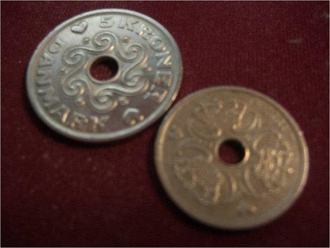 Пример таких монеток