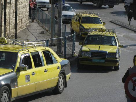 Палестинское такси