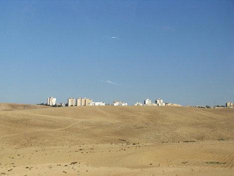 Путь к Мертвому морю: Город-мираж