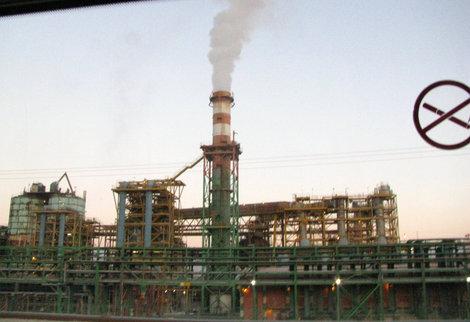 Путь обратно: соляной завод