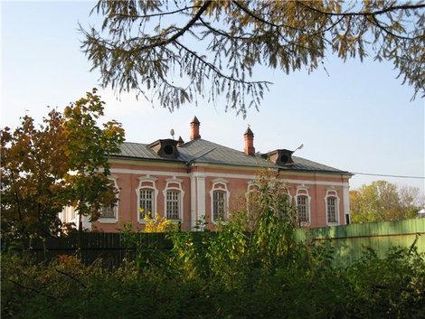 Господский дом (реконструирован)