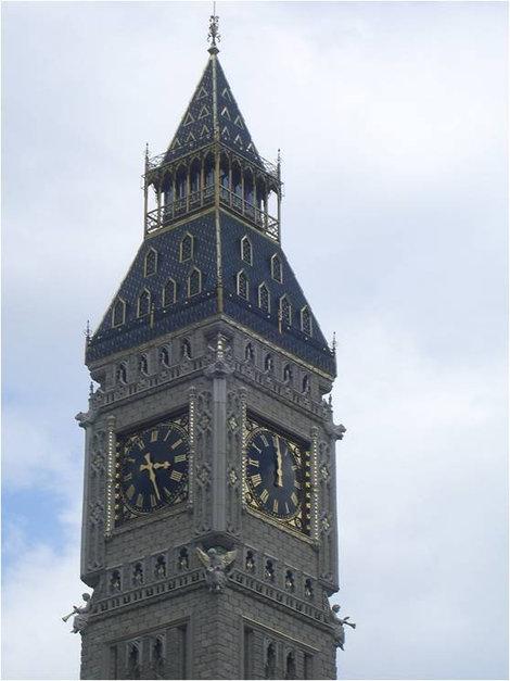 Башня в приближении