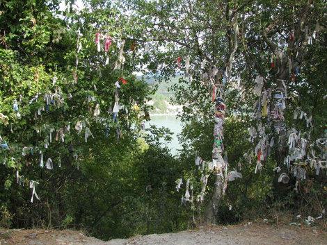 Место свадебного паломничества