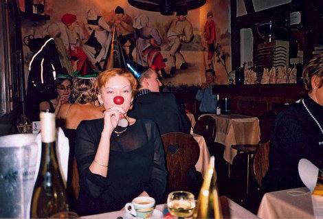 Новогодняя ночь (ака Сан Сильвестр) в кафе Рабле, Кольмар