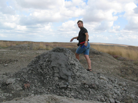 Карабетова гора: действующий грифон