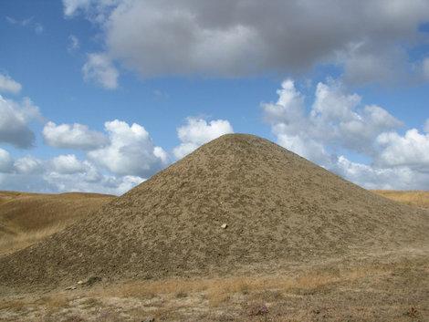 Карабетова гора: грифон