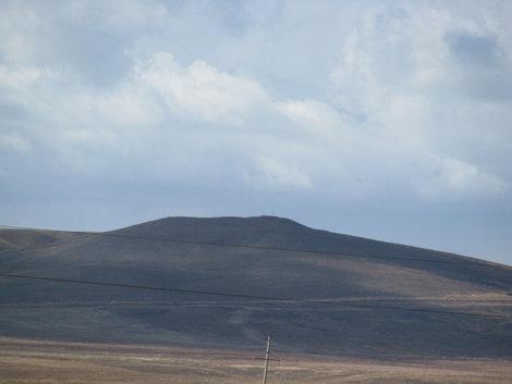 Вулканы, виз издалека