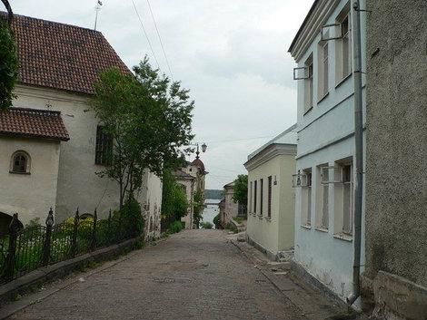 Крепостная улица.