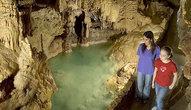 Подземное озеро.