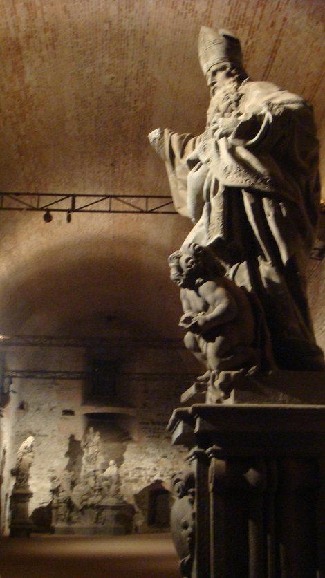 Скульптуры с Карлова моста