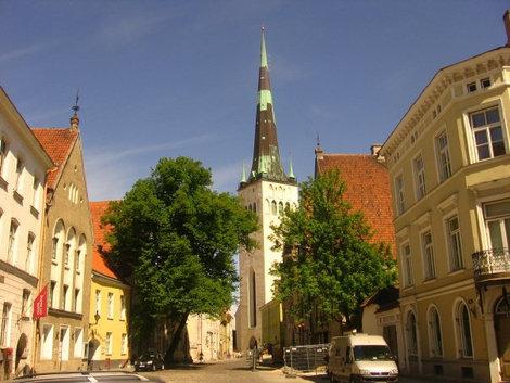 Церковь Св. Олафа