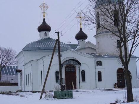 Церковь св. Петра и Павла на о. Верхнем.