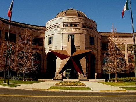 Музей истории штата Техас.