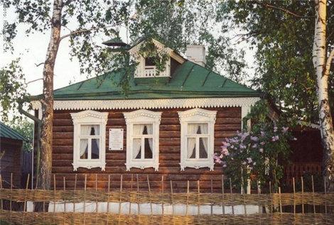 Дом поэта