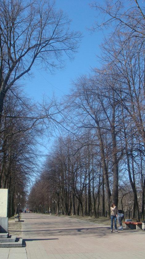 Первомайский бульвар 1-го мая
