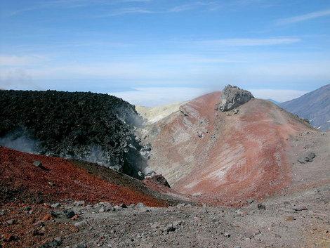 кратер Авачи