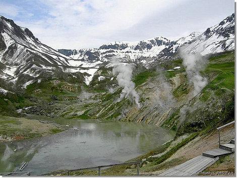 Запрудное озеро. Максимальный уровень воды.
