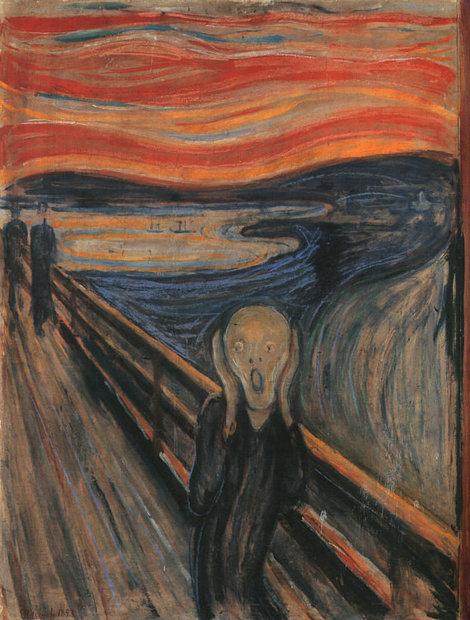Картина Эдварда Мунка