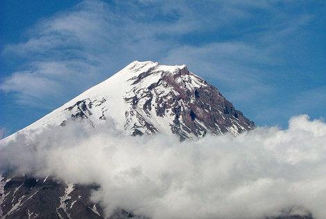 гора Камень (4570м)