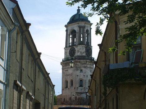 Часовая башня, 1490 г.постройки.