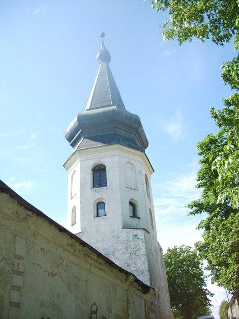 Башня Старой ратуши, XV век.