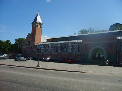 Городской рынок,  построен в 1905 г.