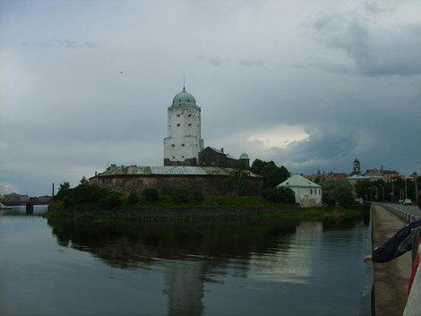 Замок, снимок 2007 года