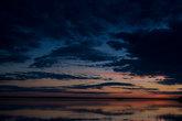 Закат над Селигером