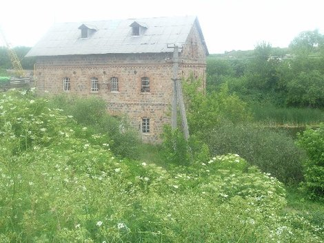 Еще одна мельница в Попельне