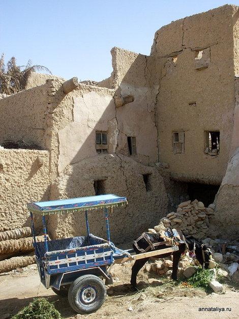 Глиняные города Шали