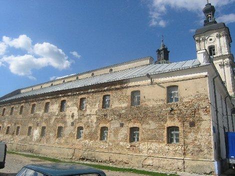 Монастырь босых кармелитов в Бердичеве