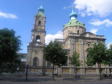 Николаевский собор в Бердичеве