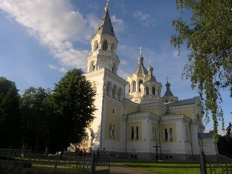 Преображенский собор в Житомире