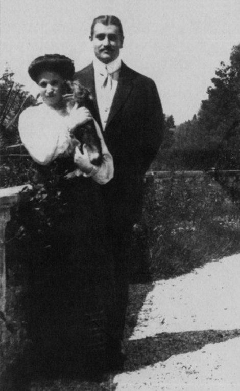 Супруги Уваровы