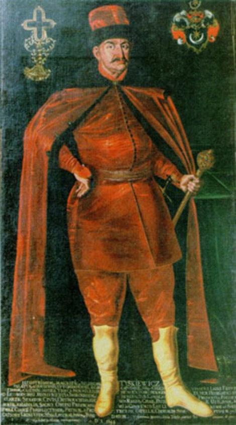 Януш Тышкевич