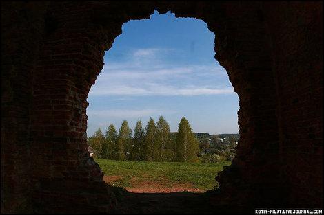 Заброшенная усадьба в Ружанах