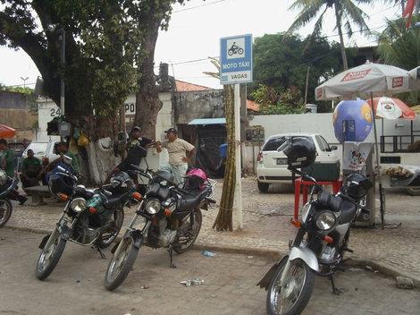 Такси-мотоцикл