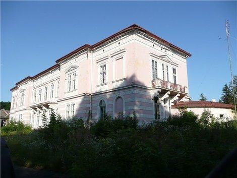 Дворец Бадени