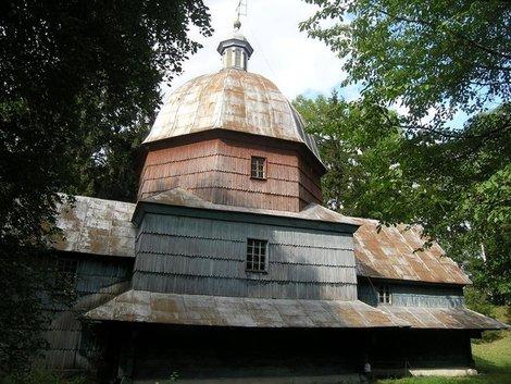 Церковь св. Онуфрия