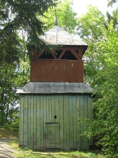 Звонница Онуфриевской церкви