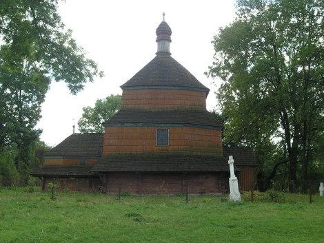 Церковь св. Параскевы