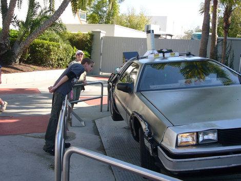 Этот автомобиль снимался в кинофильме