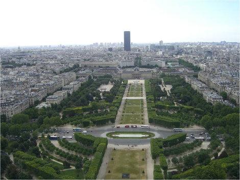 Черная высотка — башня Монтпарнас