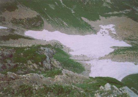 Красная Поляна. Гора Ачихшо.