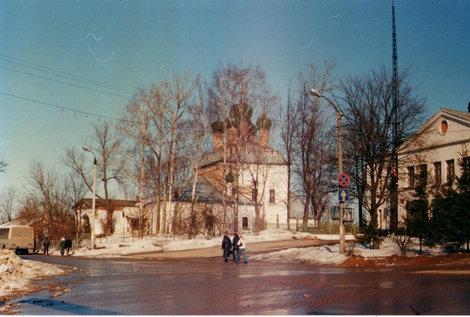 фото Старый центр