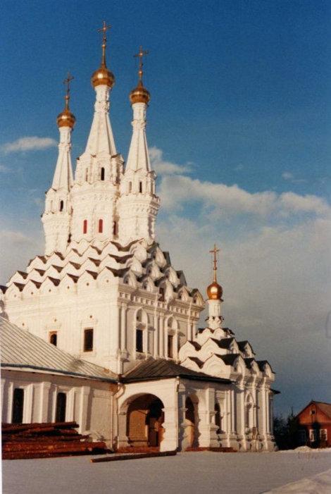 фото храм Одигитрии